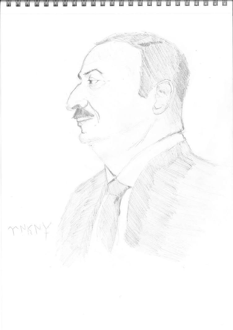 Mr President by Bayramtelli