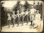 Old family photo by allwell