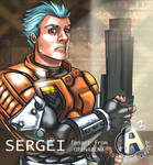 Sergei from OpenArena