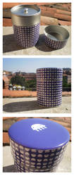 JELEE TEA BOX by newbee-work