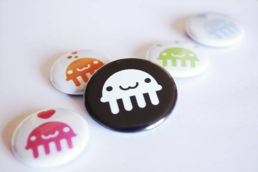 JELEE buttons set