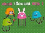 F... Happy Bunny year