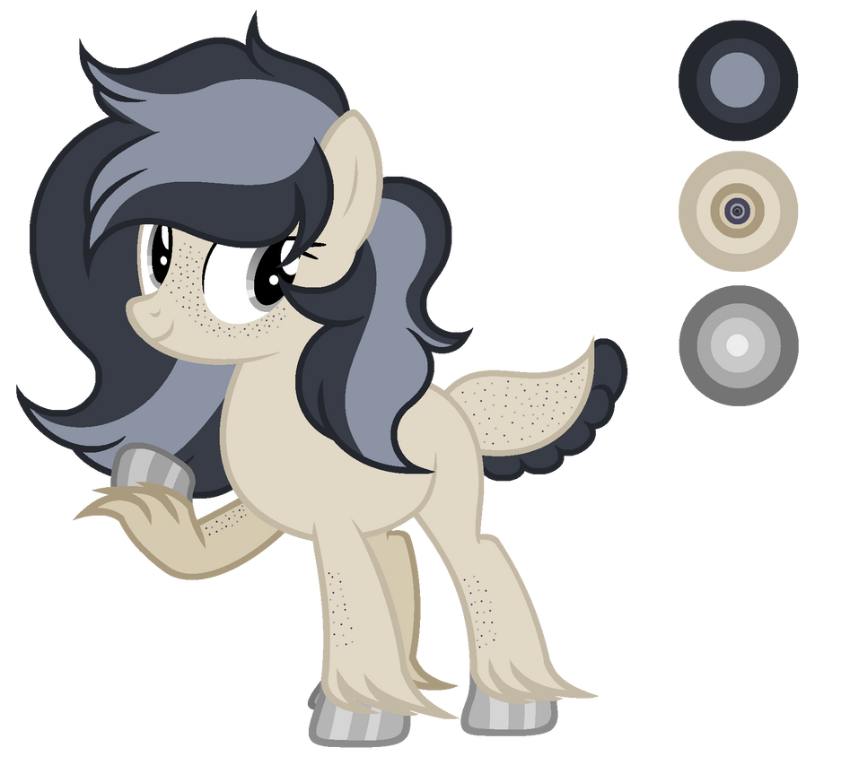 Gracie the Deer {OC Reference} by Diamond-ChiVA