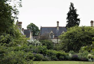 Cambridge Botanical Gardens ,