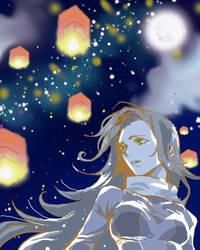 Night Sky!^U^ by GarnetTheMighty