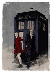 Doctor Who and Clara