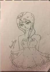Sketch 1 by KageHimeNoMai