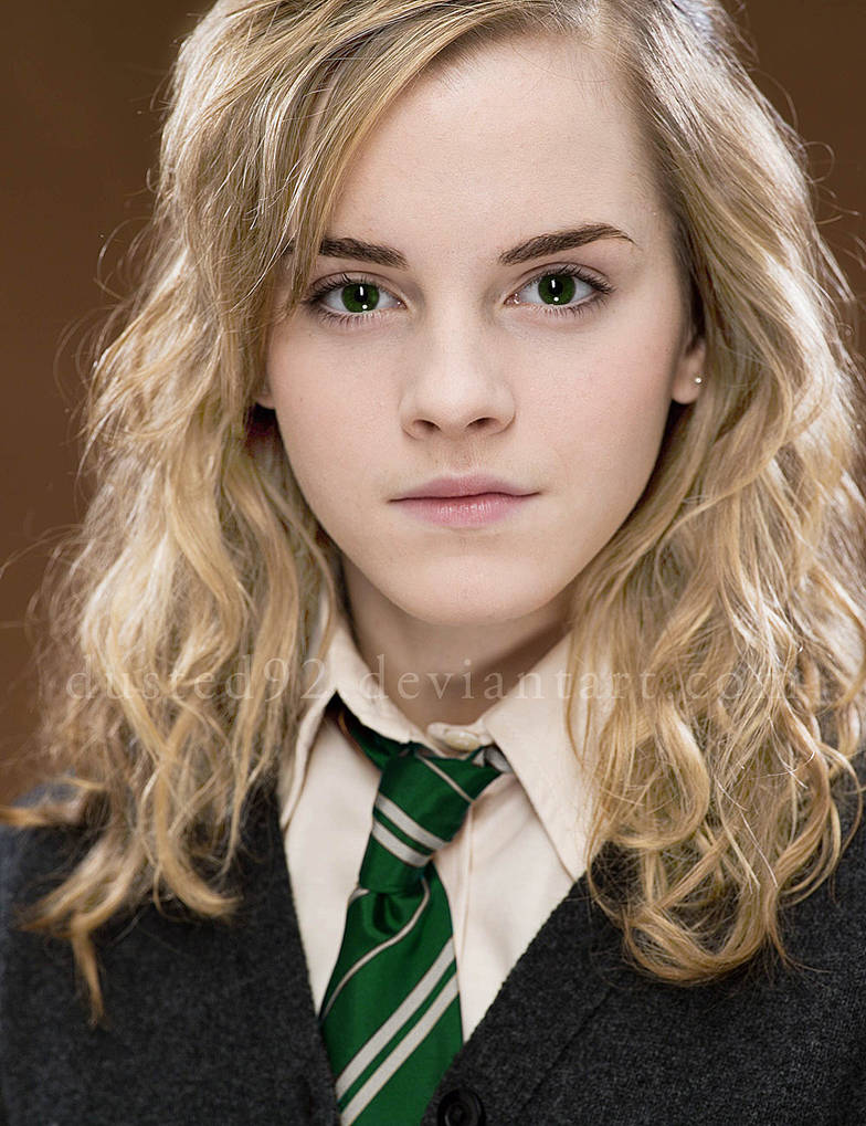 Hermione - Slytherin Style by dusted92