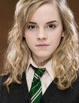 Hermione - Slytherin Style