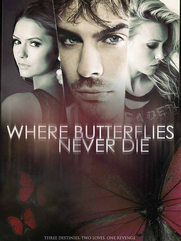 Where Butterflies Never Die by dusted92