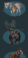 Game of Thrones Themed Adoptables: ONE LEFT - OTA