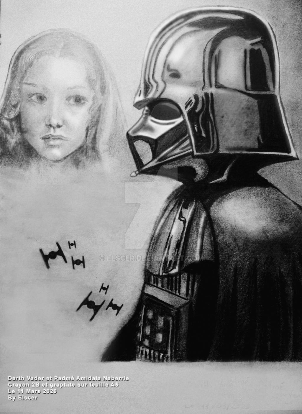 Dessin Star Wars By Elscer On Deviantart