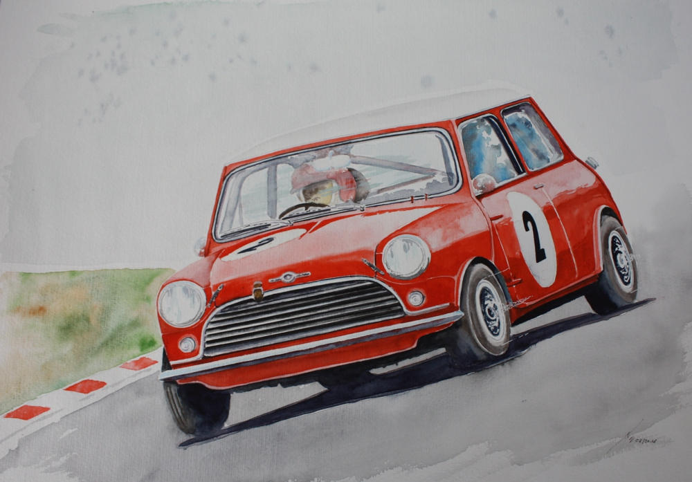 Mini Cooper by JOKAWORKS