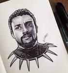 Chadwick Boseman | T'Challa