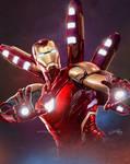 Iron Man | Mark LXXXV