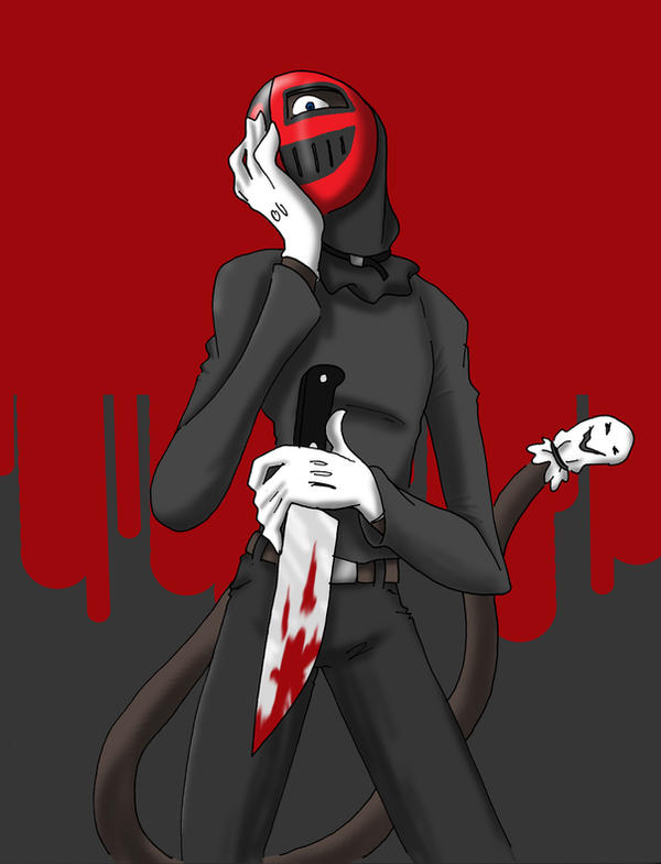 Psycho Clown by Inspectornills