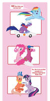 My Little Pony Matchup