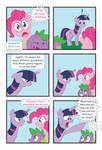 MLP Comic: The Twitches