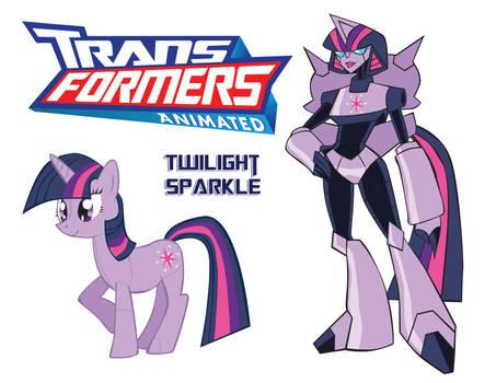 Transformares Twilight Sparkle