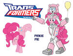 Transformares Pinkie Pie
