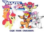 Transformares Cutie Mark Crusaders
