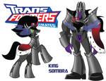 Transformares King Sombra