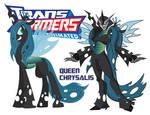 Transformares Queen Chrysalis