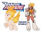 Transformares FlamingTwilightSparkle