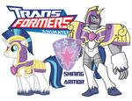 Transformares Shining Armor
