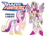 Transformares Princess Cadence