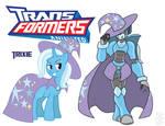 Transformares Trixie