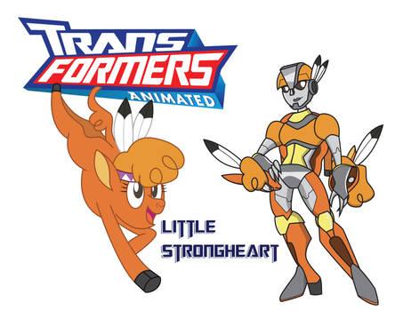 Transformares Little Strongheart