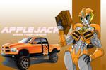 Applejack the Transformer