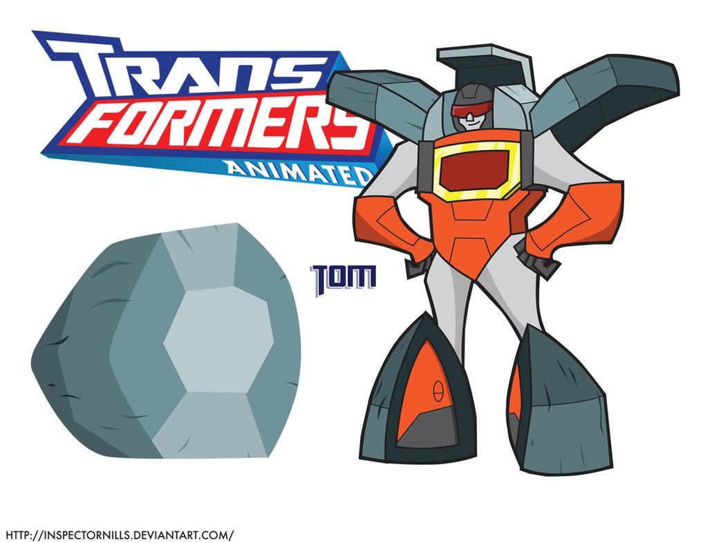 Transformares Tom by Inspectornills