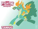 Them's Fightin' Herds - Tianhuo