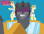 Transformers Pony Players - Swindle, Flim and Flam