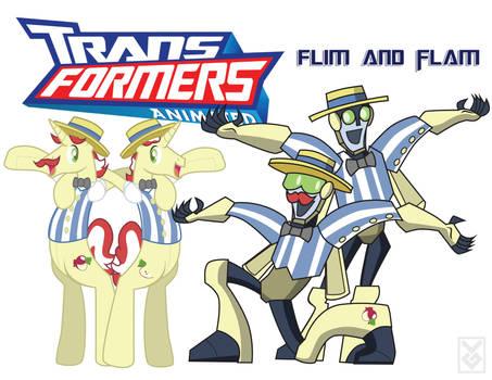 Transformares Flim and Flam