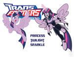 Transformares  Princess Twilight Sparkle