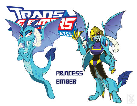 Transformares Princess Ember