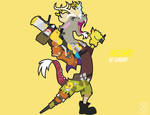 Discord as Junkrat