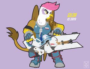Gilda as Zarya