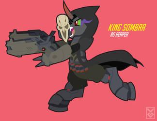 King Sombra as Reaper