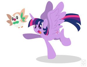 Rowlet and Twilight
