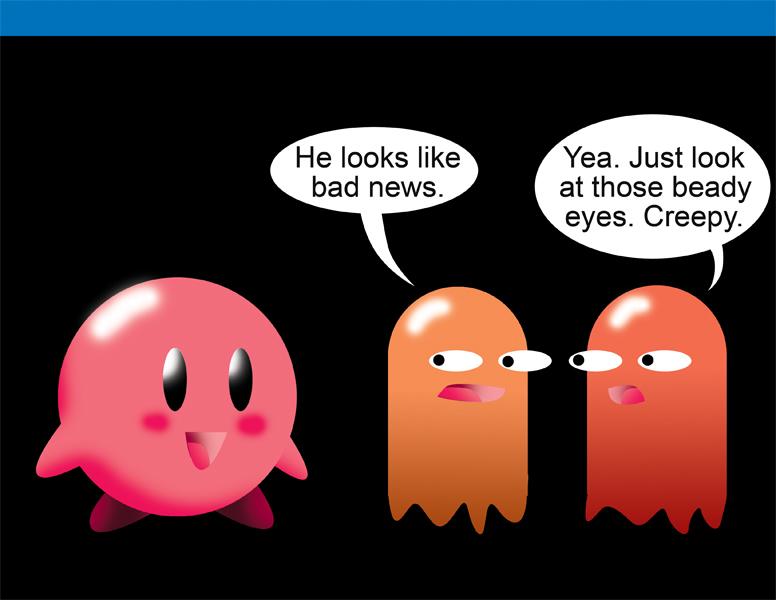 Pacman Funny 14
