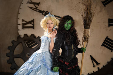 The Witches of Oz by Molza