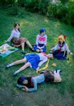 Sailor Moon VII by Molza