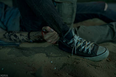 Ellie cosplay, The Last of Us Part II