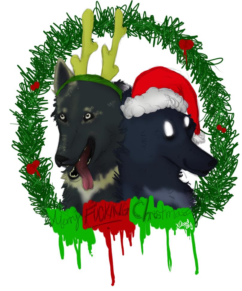 Merry xmas bitch great