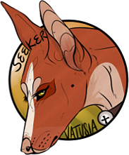 Vatusia RP Medallion. by xDeadDog