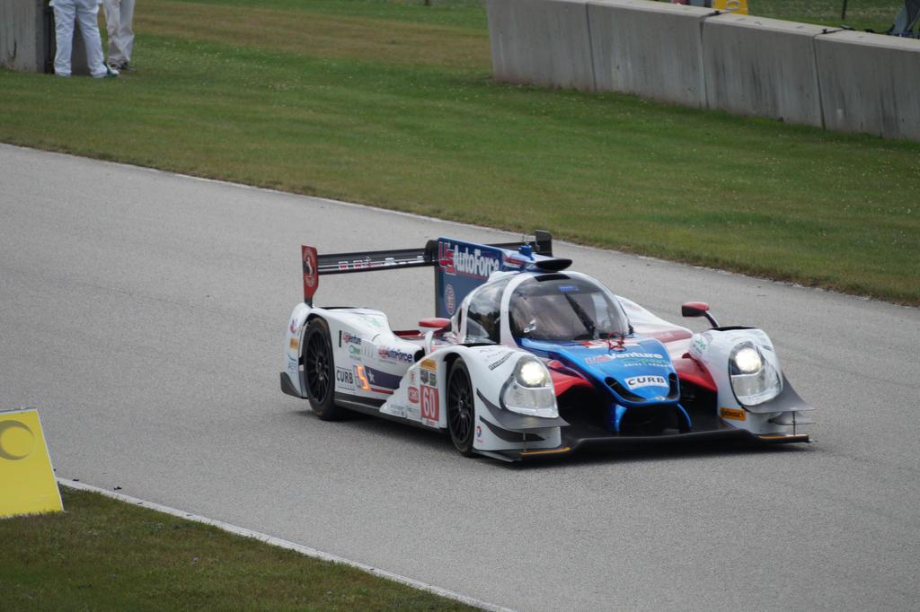 Ligier JS P2/Honda in motion by WickedWagon